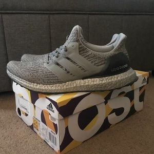 "Adidas UltraBoost 3.0 ""Silver Pack"""